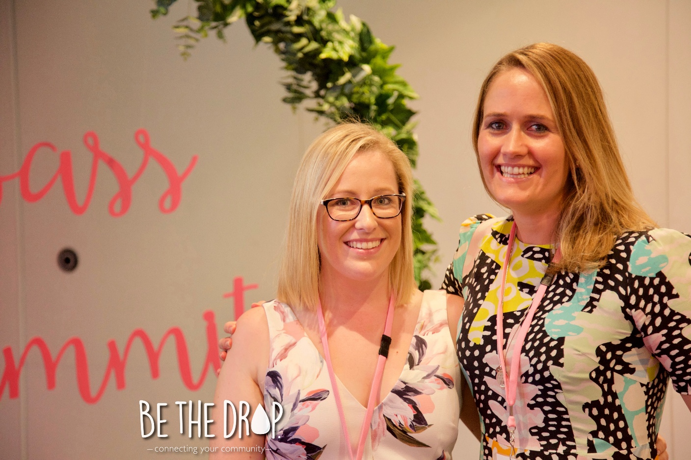Inspiring women to rise and thrive together at Sass Summit 2017