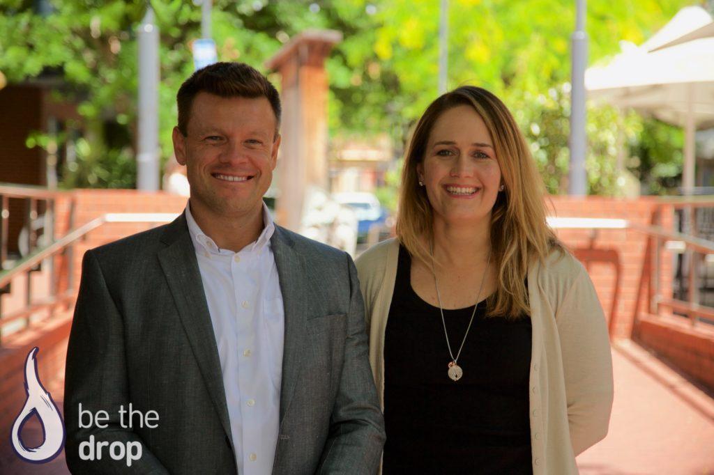 Amelia Veale and Matthew Michalewicz