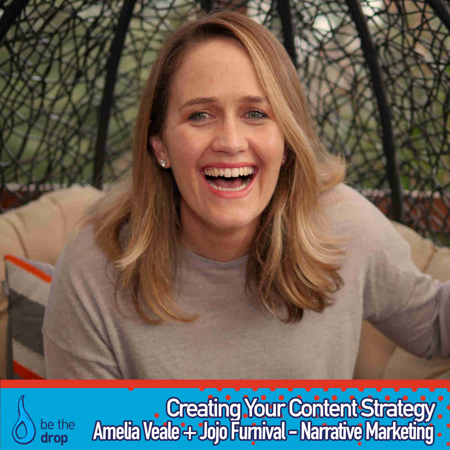 Master Your Content Strategy – Amelia Veale & Jojo Furnival [Podcast]