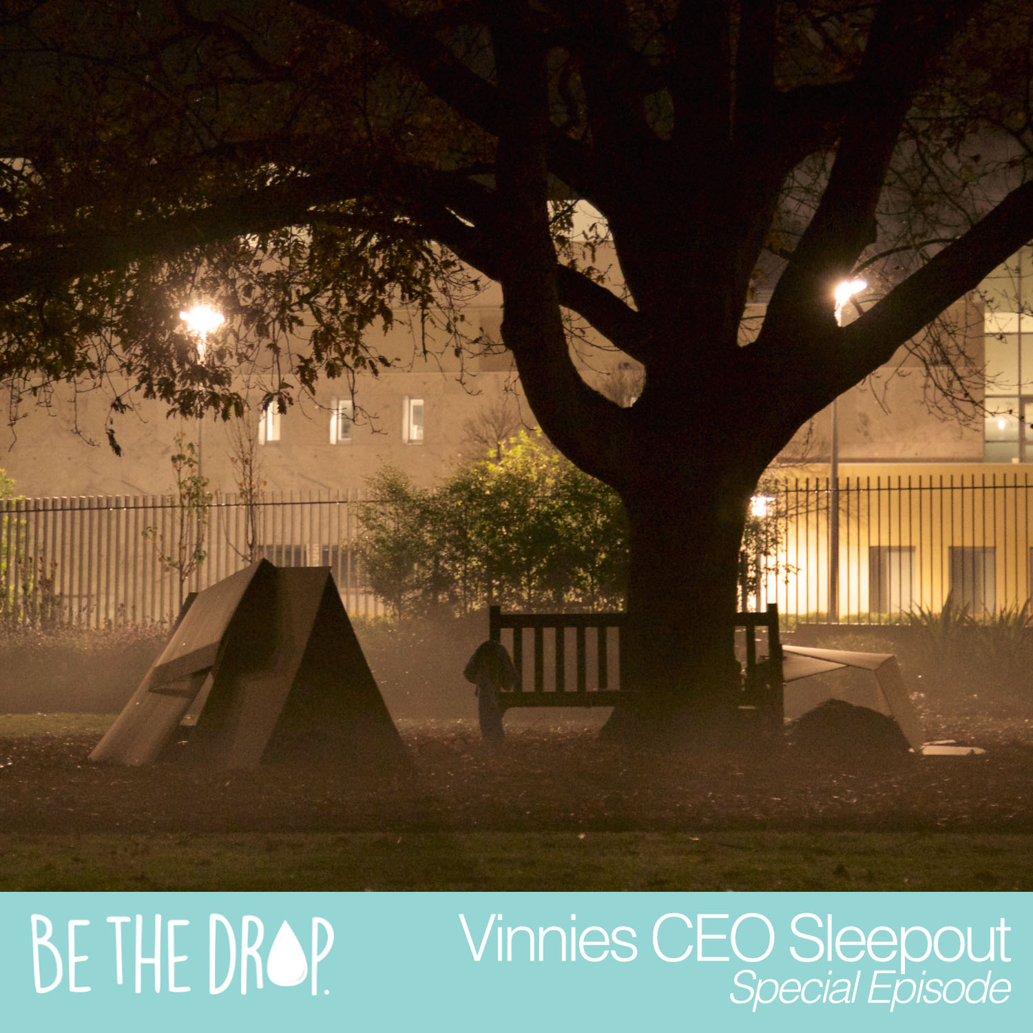 Together We Can Break The Cycle of Homelessness – CEO Sleepout