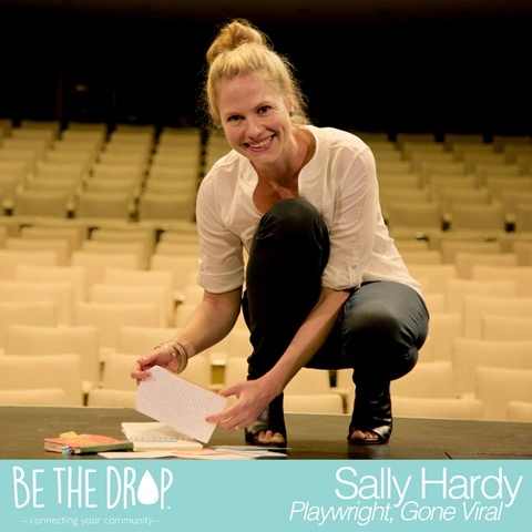 Powerful Storytelling Face-to-Face with Sally Hardy