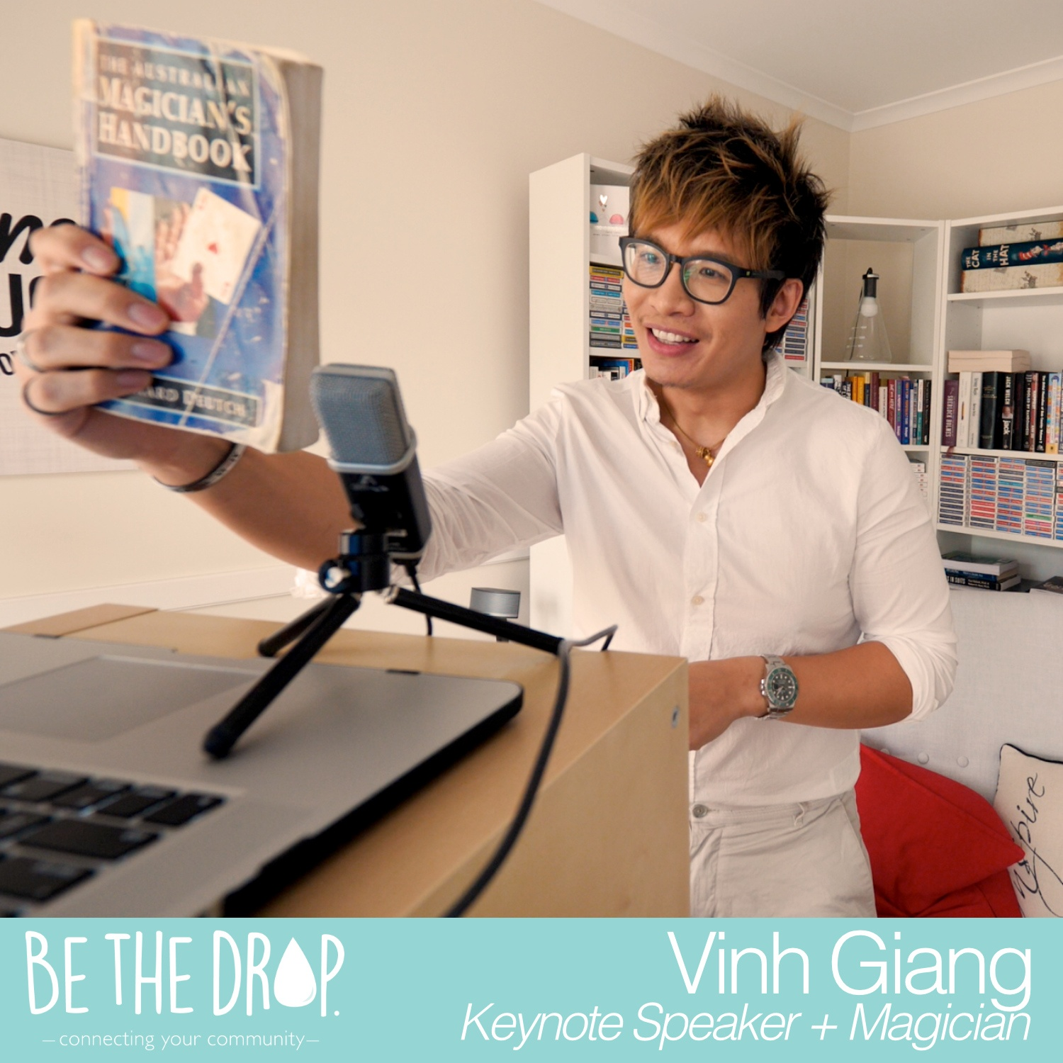 How To Amplify The SHIT Out Of Your Strengths with Vinh Giang