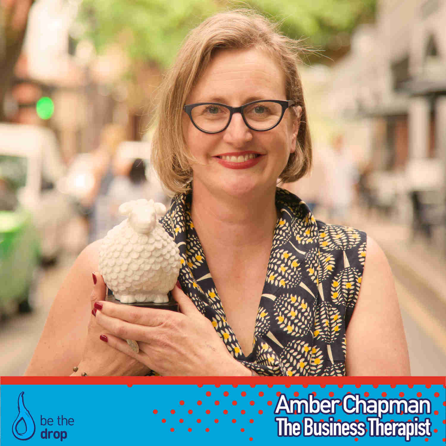 Finding Work Life Balance - Interview With Amber Chapman