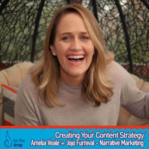 Content marketing how to with Amelia Veale
