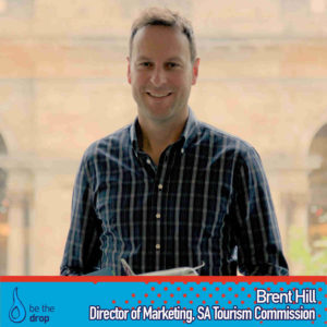 Social media and business with Brent Hill of SA Tourism Commission