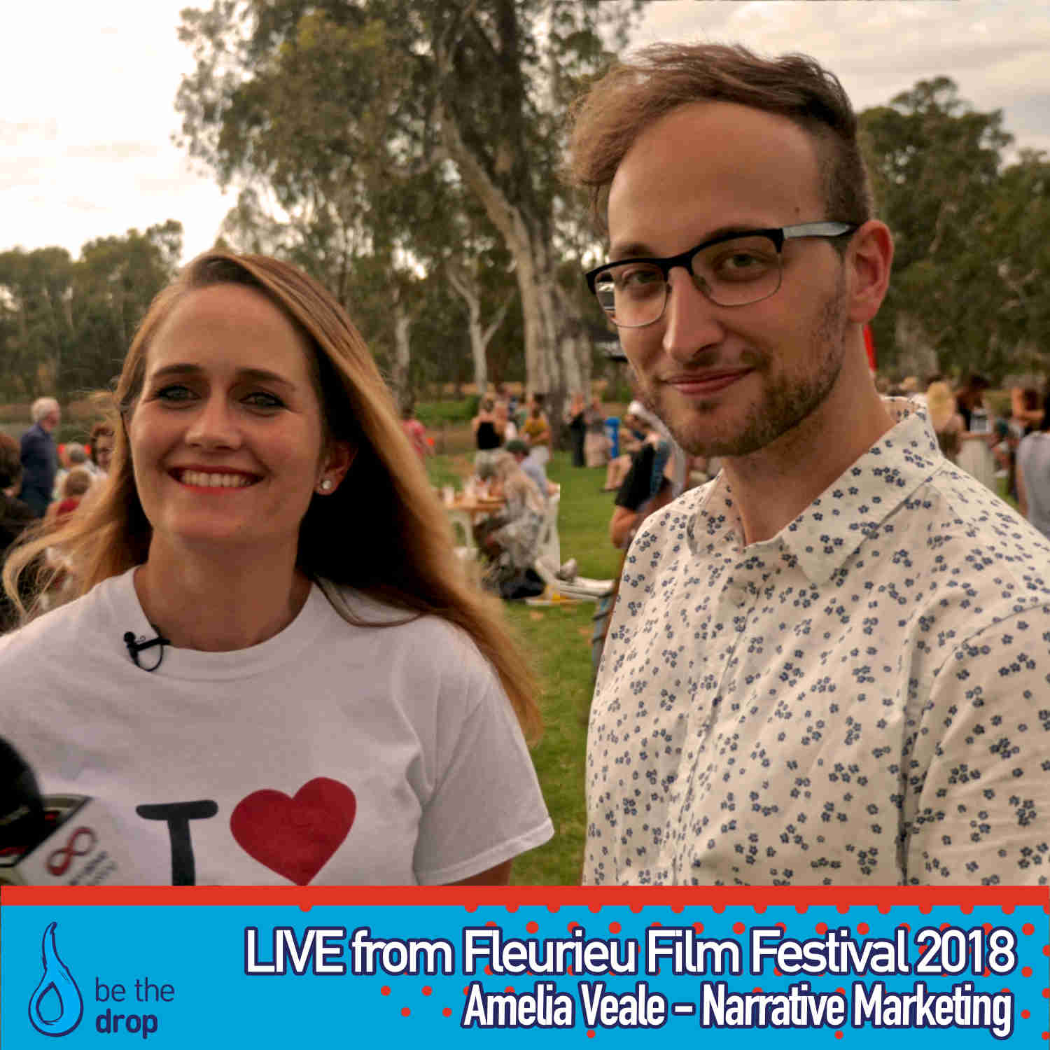 LIVE at Fleurieu Film Festival 2018