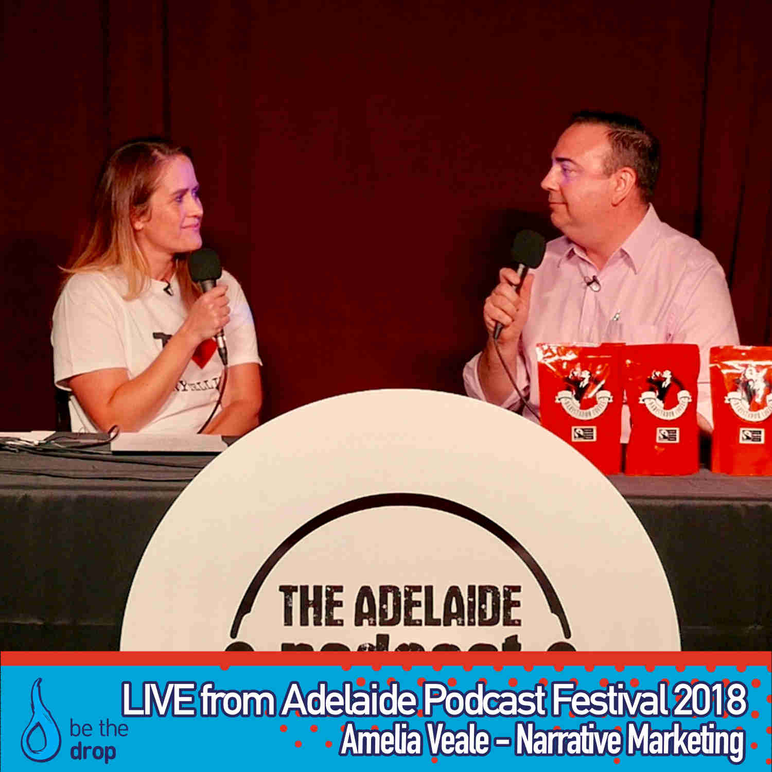 LIVE from the 2018 Adelaide Podcast Festival [Podcast]