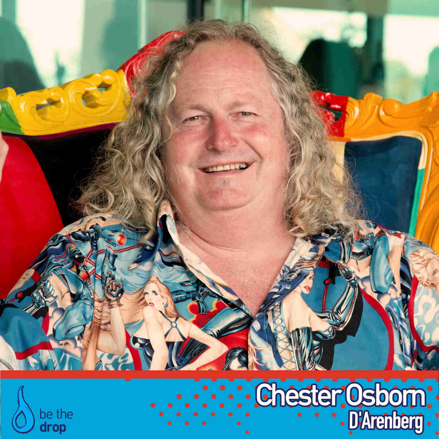 Be Unforgettable with Chester Osborn at d'Arenberg Cube [Podcast]