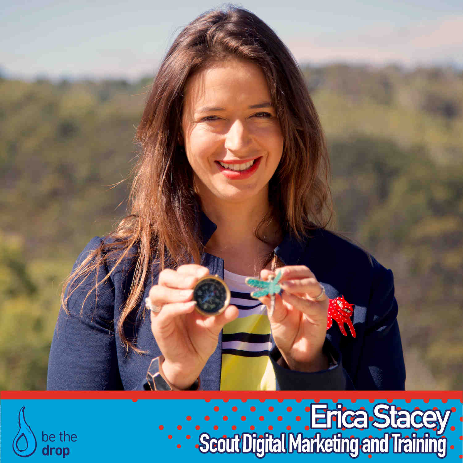 Understanding Data to Improve Communication – Erica Stacey [Podcast]
