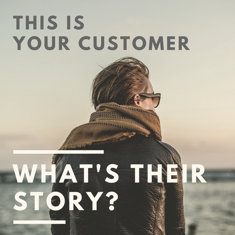Putting Your Customer At The Centre Of Your Story [Training]