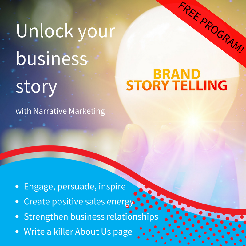 Storytelling To Inspire Your Tribe + Fuel Your Business | FREE Program