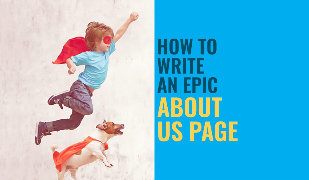 How To Write A Killer About Us Page