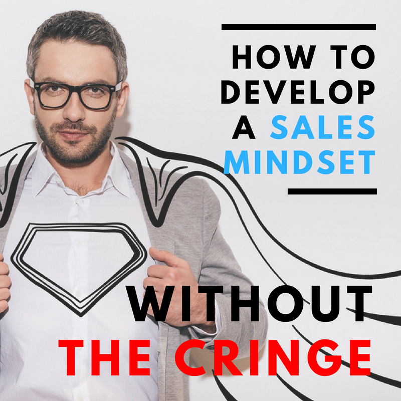Tell Your Business Story With A Sales Mindset [Training]