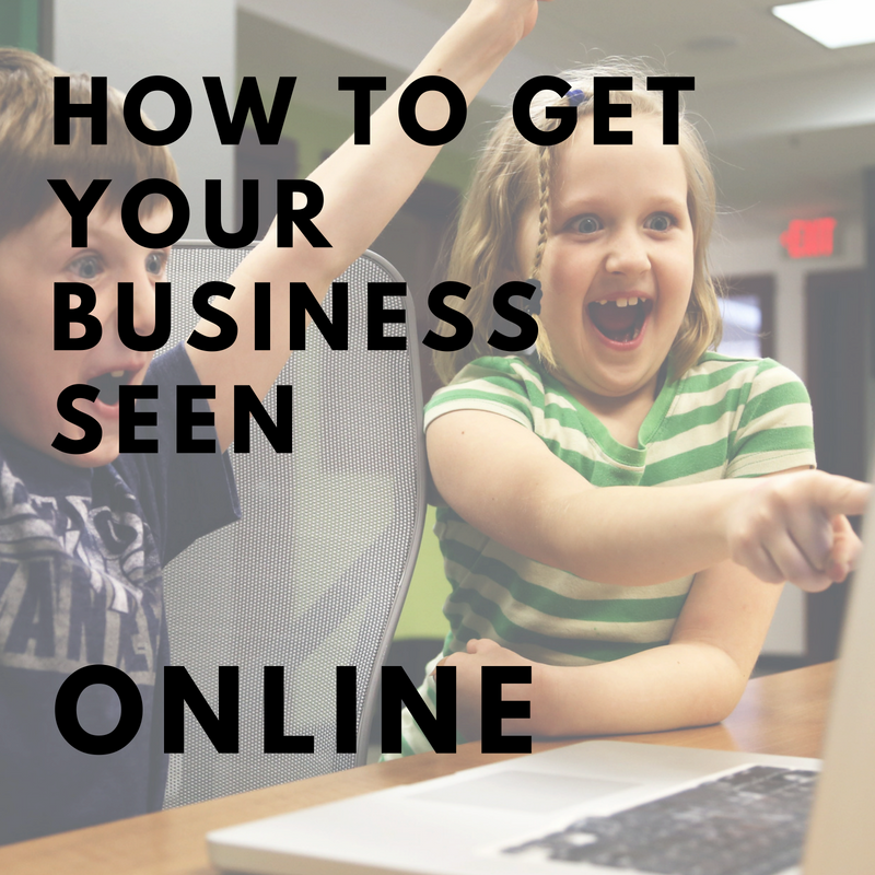 Have You Done This One Simple Thing To Get Your Business Seen Online? [Training]