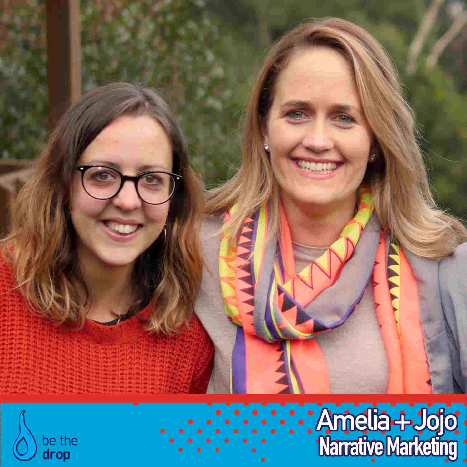 How To Optimise Your Digital Content With Amelia + Jojo [Podcast]