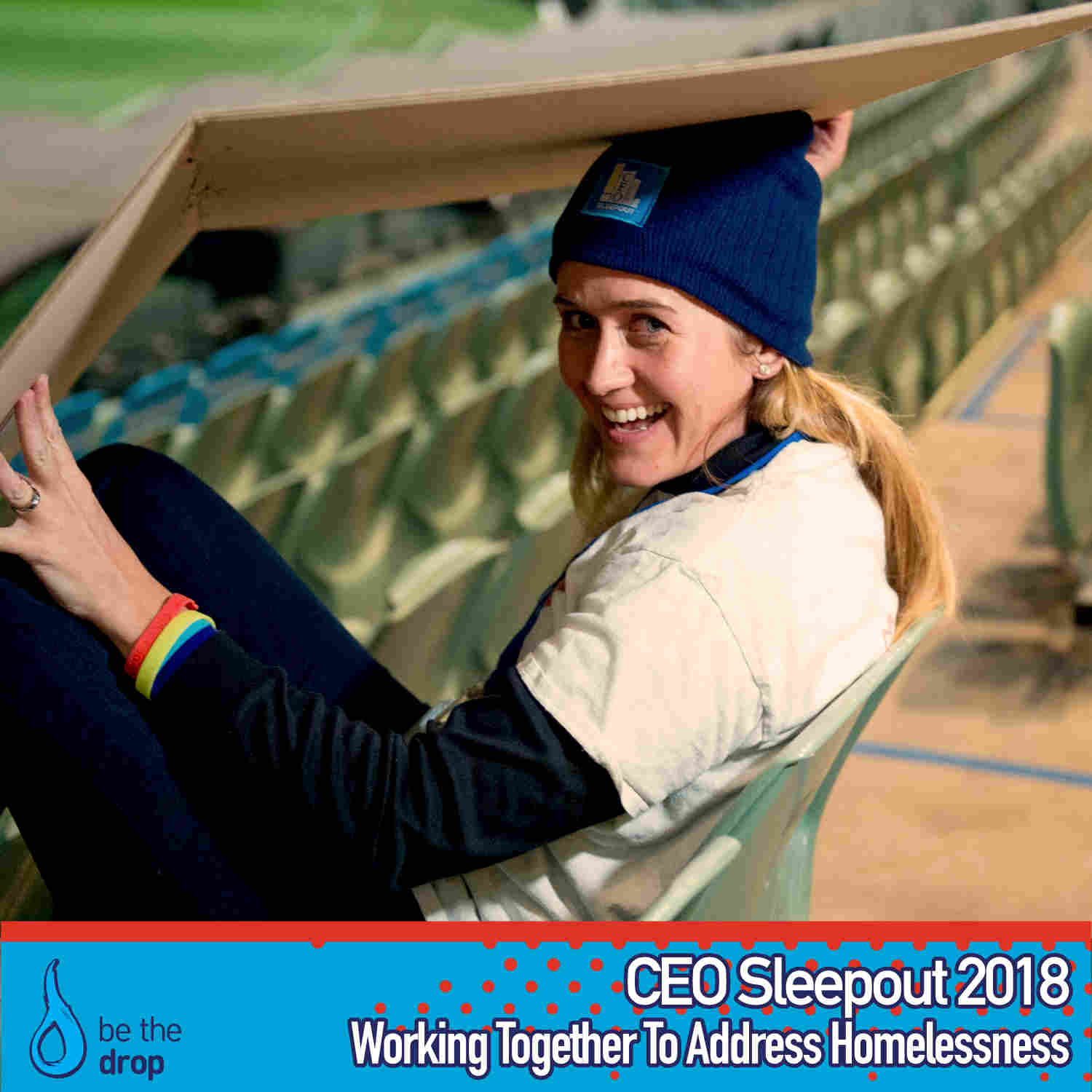 CEO Sleepout – Working Together to Address Homelessness [Podcast]