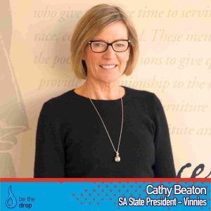 Cathy Beaton on Be The Drop