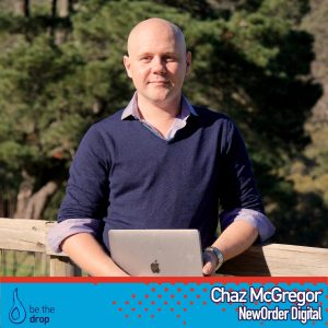 Chaz McGregor from New Order Digital