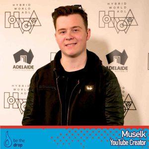 Muselk YouTube Channel Creator