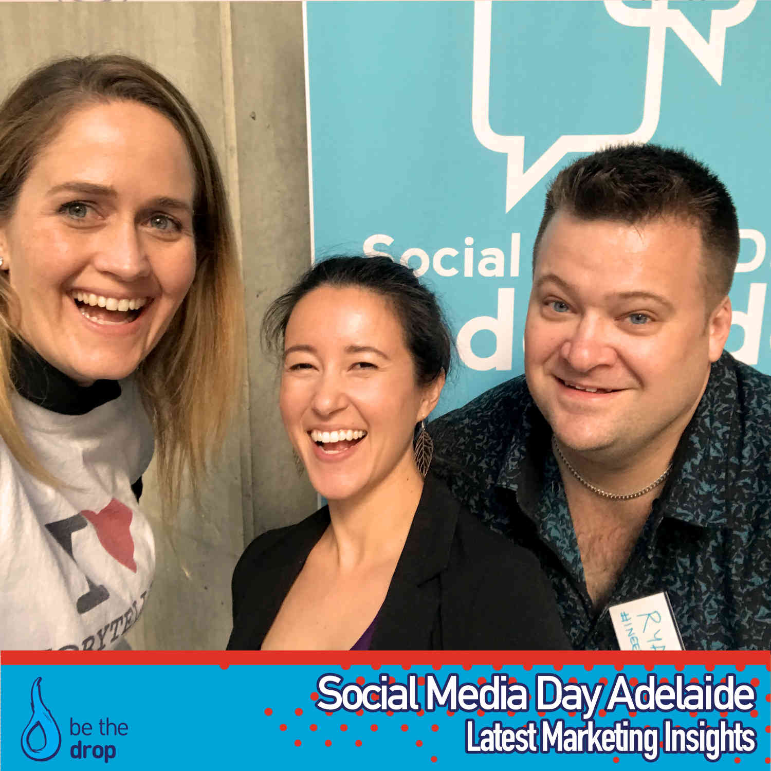 Latest Marketing Insights From Social Media Day Adelaide [Podcast]