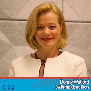 Donny Walford Talks About Women In Business