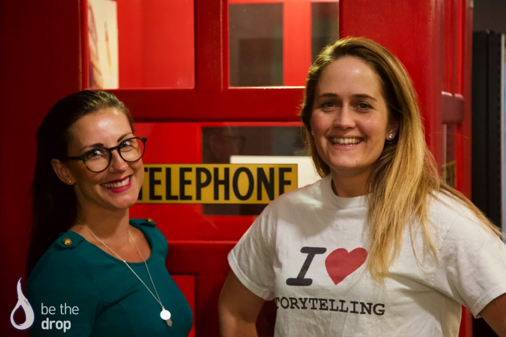 Amelia + Jade Discuss Sharing Your Passion On Be The Drop