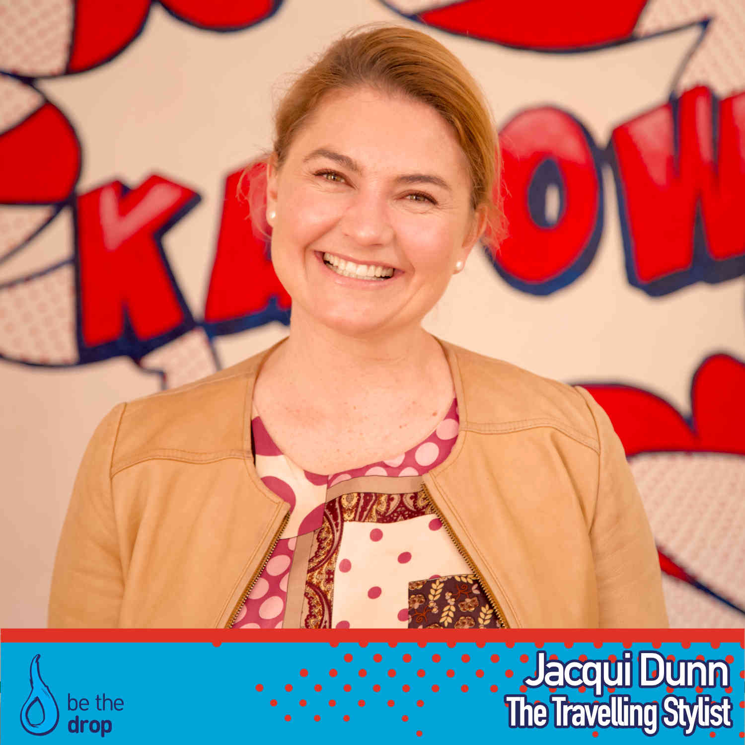Tell Your Story Via Interior Design With Jacqui Dunn [Podcast]