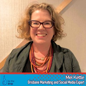 Mel Kettle share her Social Media Marketing Tips