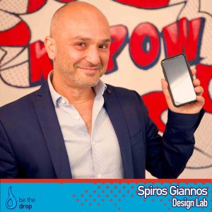 Improve Your Corporate Identity With Spiros Giannos