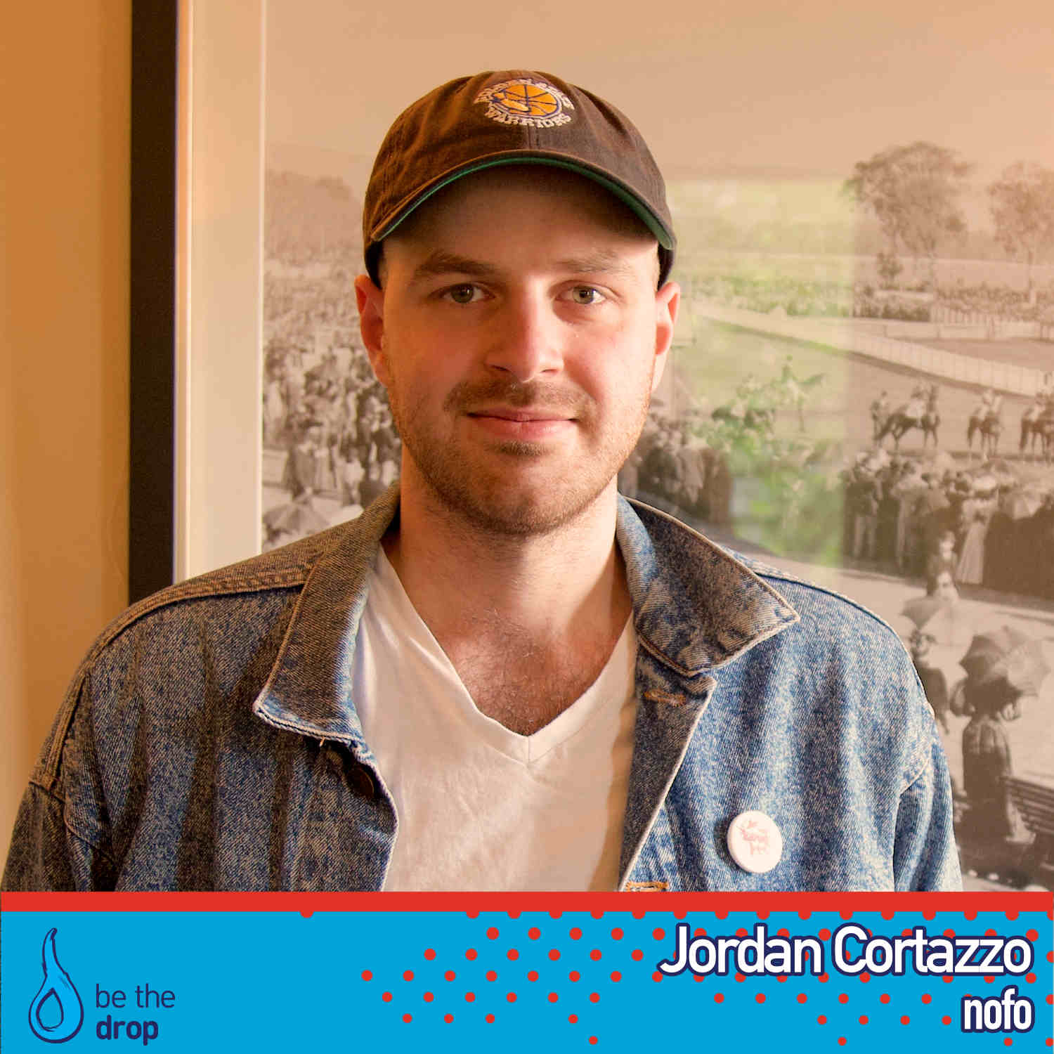 Talking Coffee + Nitro Cold Brew with Jordan Cortazzo [podcast]