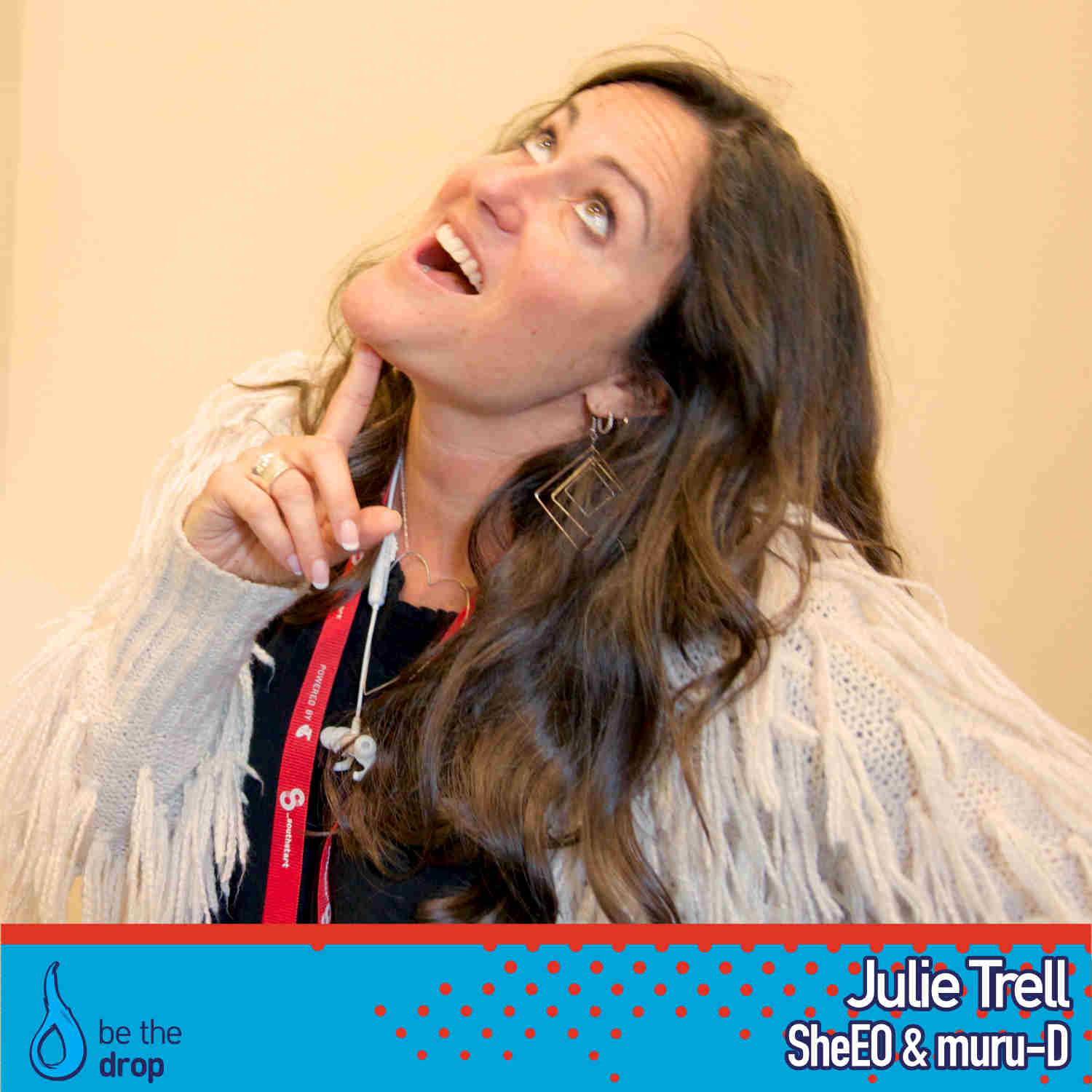 Julie Trell Discusses Supporting Female Founded Startups