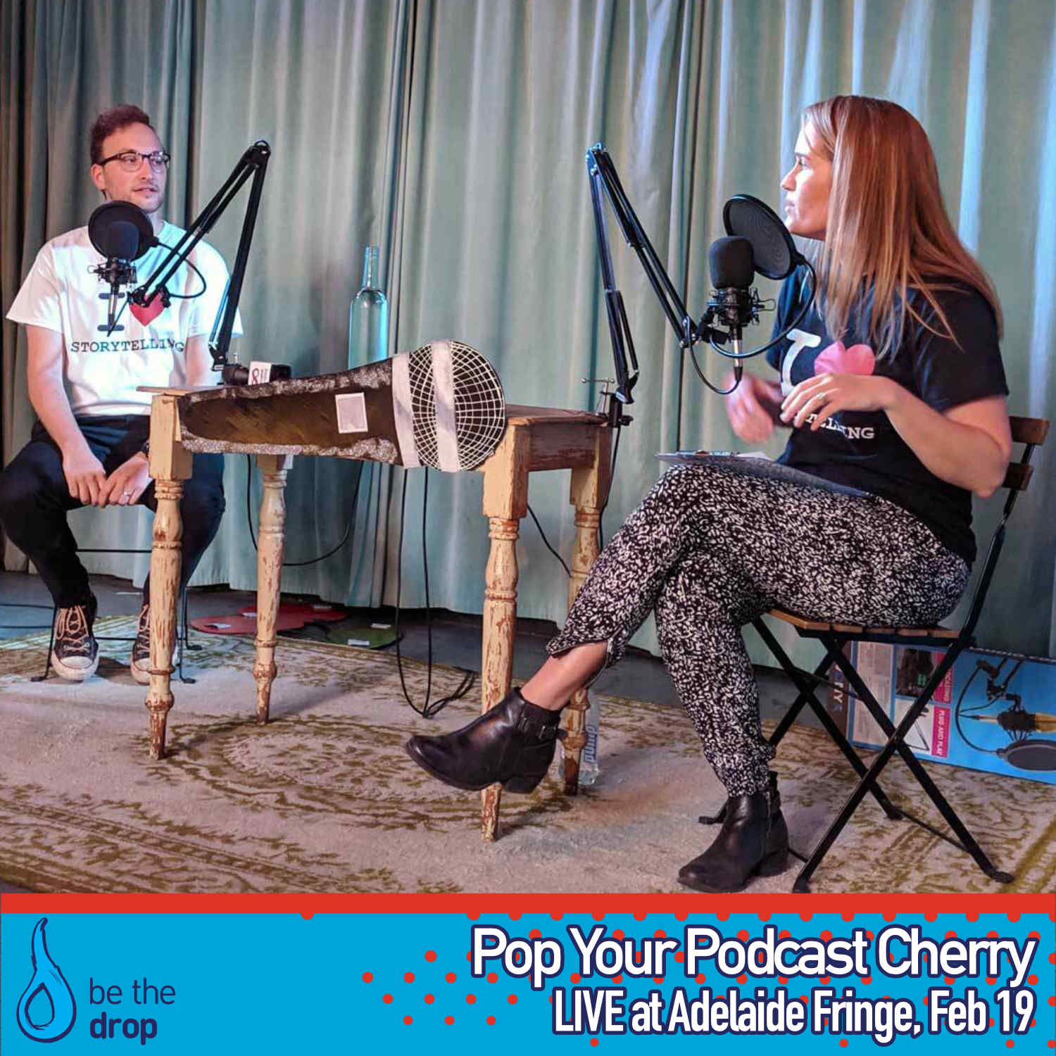 Pop Your Podcast Cherry