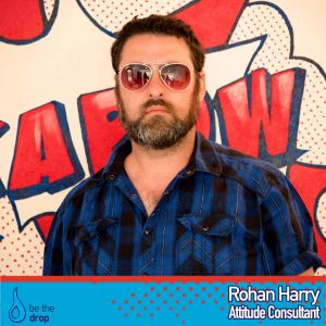 Discussing Personal Growth With Rohan Harry