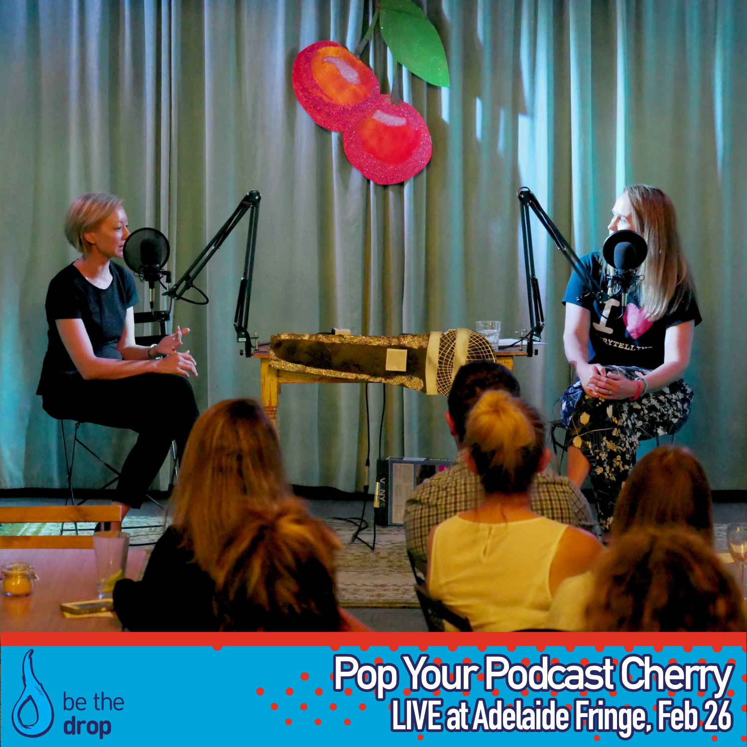 Interactive Podcast Event – LIVE at Adelaide Fringe [Podcast]