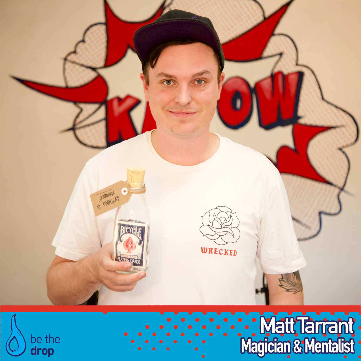 Journey Of A Professional Magician With Matt Tarrant [Podcast]