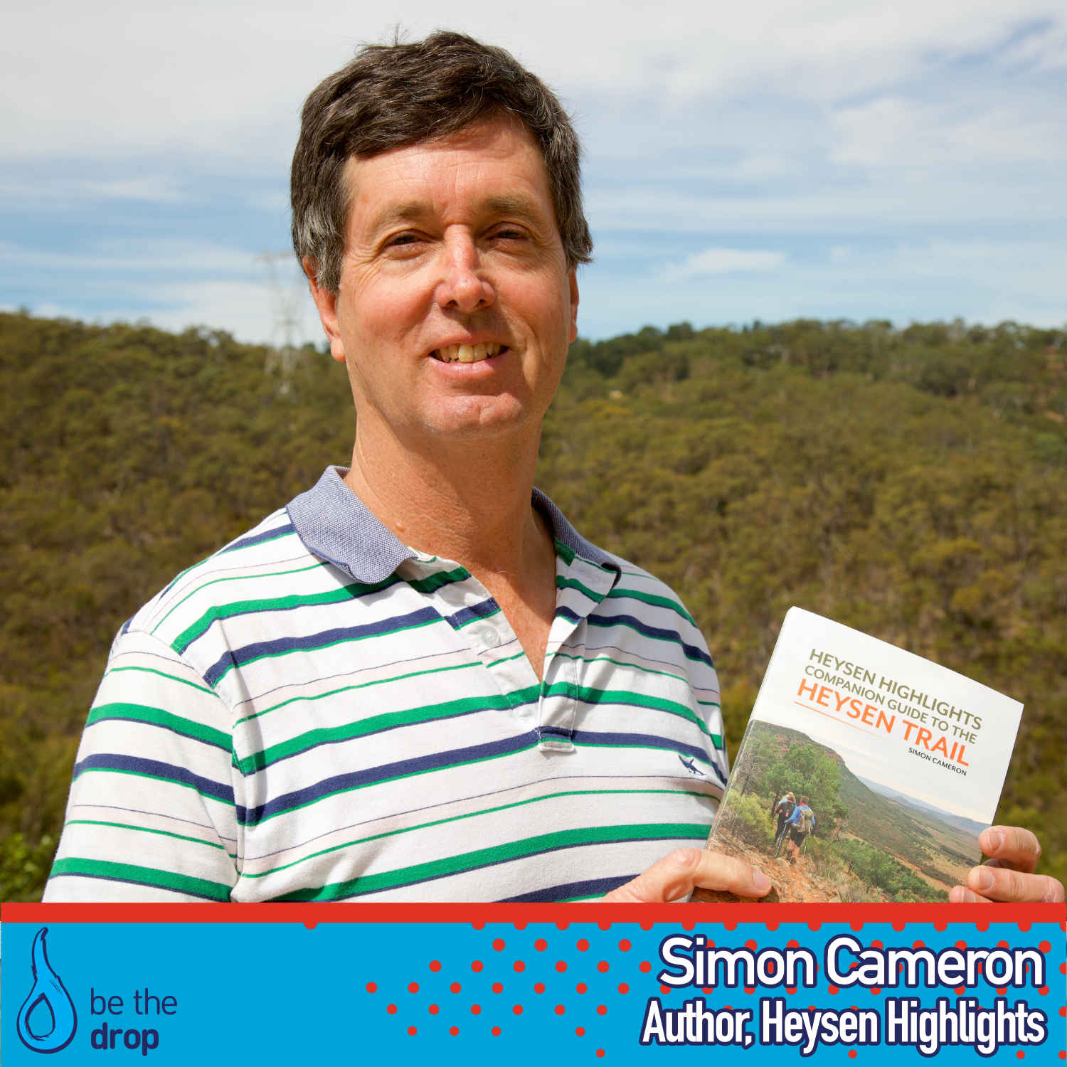 Heysen Trail Highlights With Simon Cameron [Podcast]