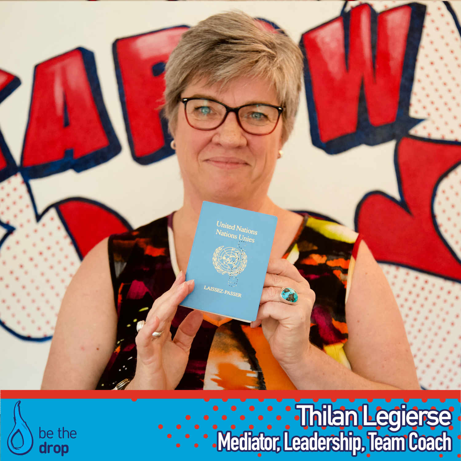 From The United Nations To Business With Thilan Legierse [Podcast]