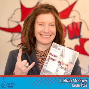 Leticia Mooney discusses business publishing