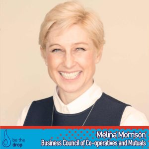 Melina Morrison Explains Cooperative and Mutual Enterprise