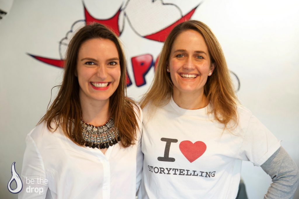 Milly Toovey and Amelia Veale discuss how to value your self worth