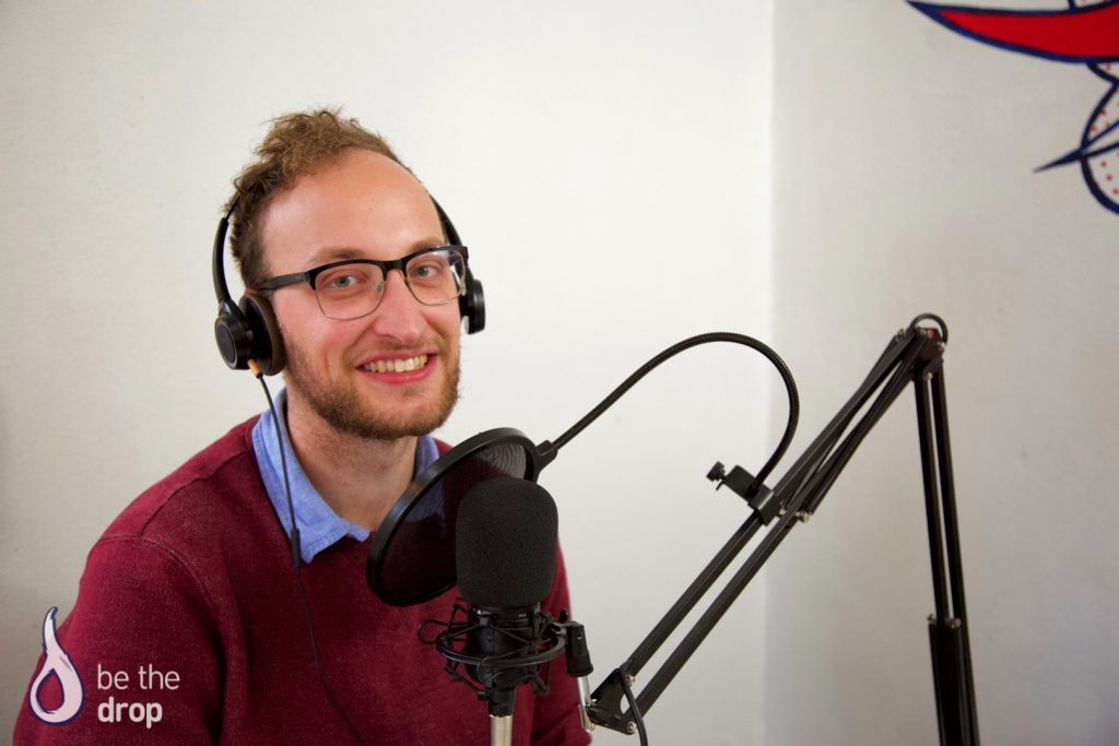 Chris shares his top tips on how to make a podcast
