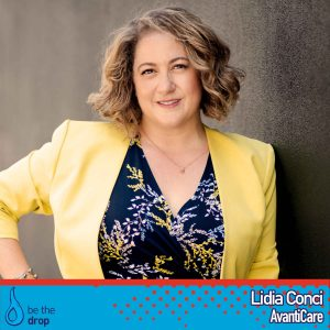 Lidia Conci discusses how to become a business disruptor