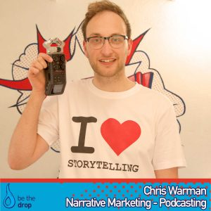 Chris Warman Discusses How To Make A Podcast