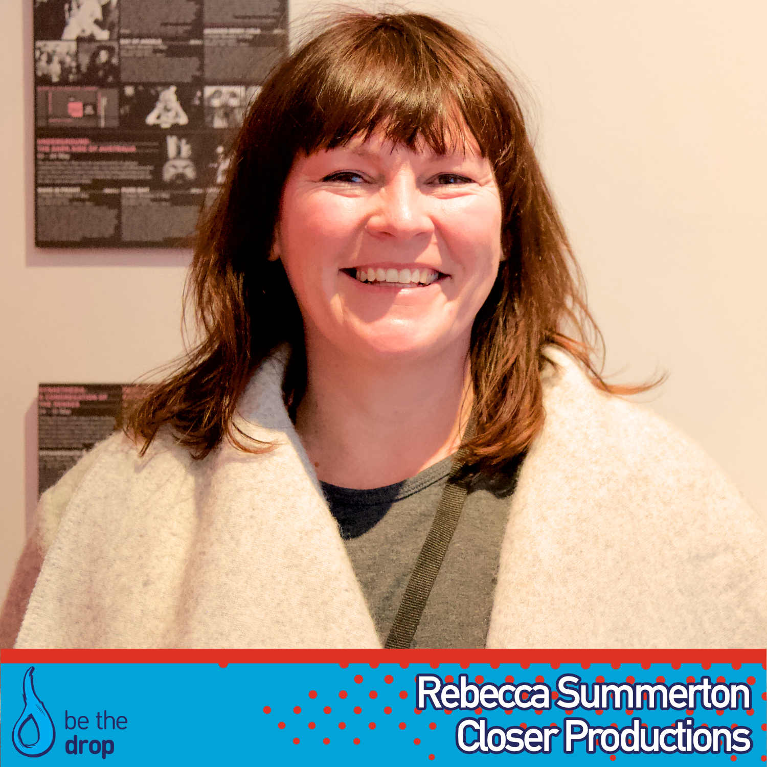 Storytelling Through Film – Rebecca Summerton At Screen Makers Conference [Podcast]