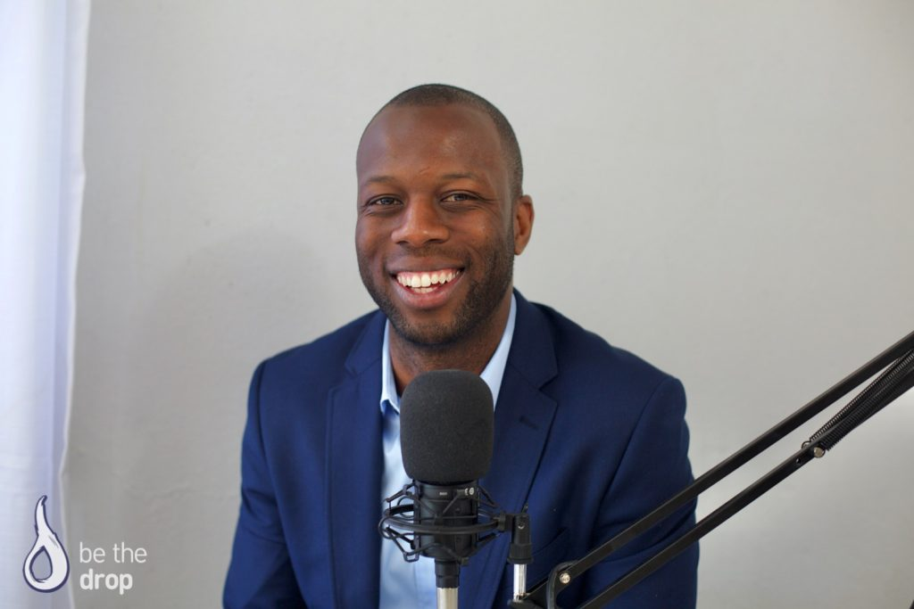 Bruce Djite On Be The Drop Podcast