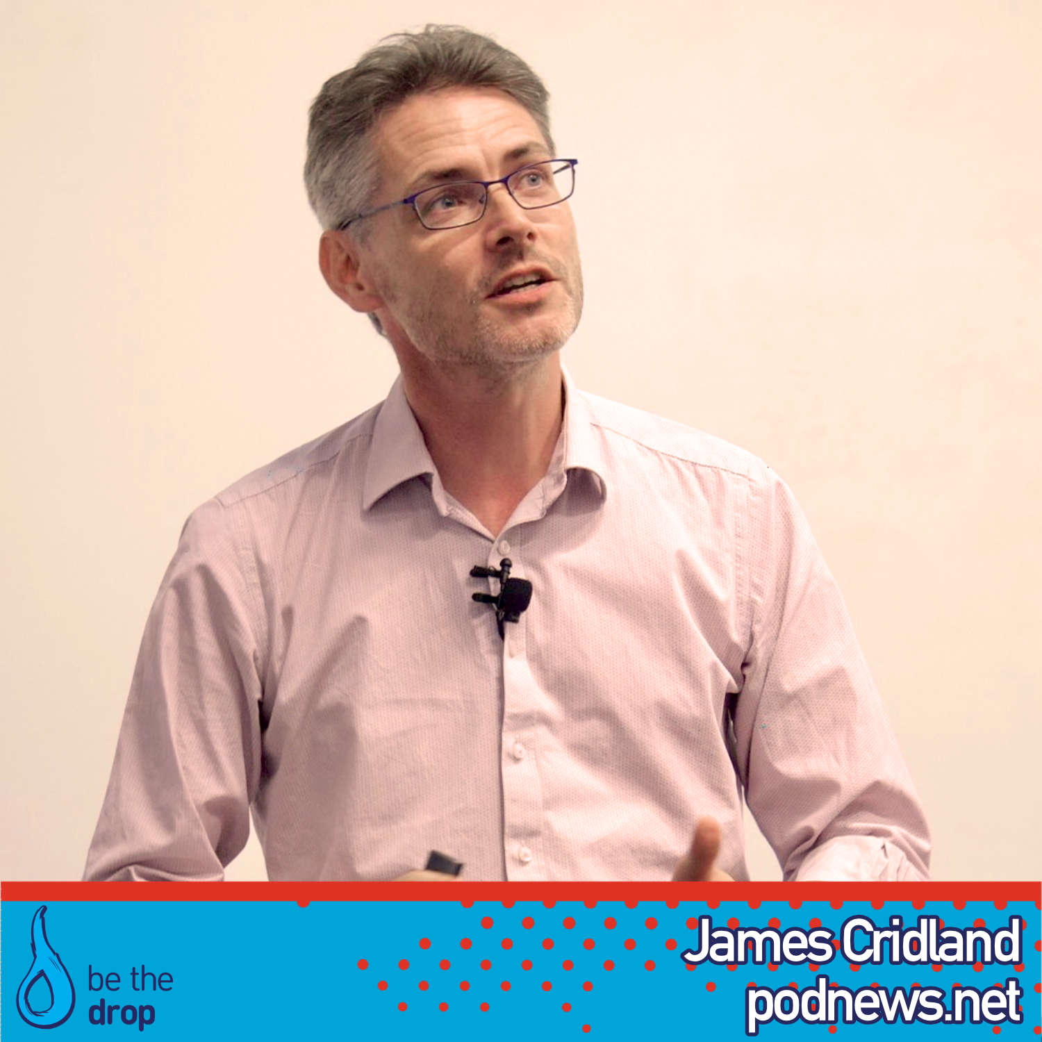 James Cridland from Podnews Talks Podcasting Trends