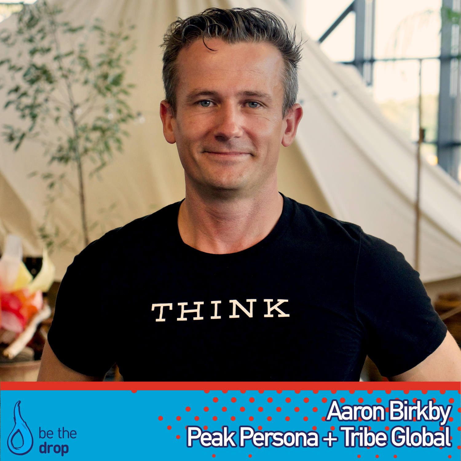 Aaron Birkby Discusses Peak Performance Persona