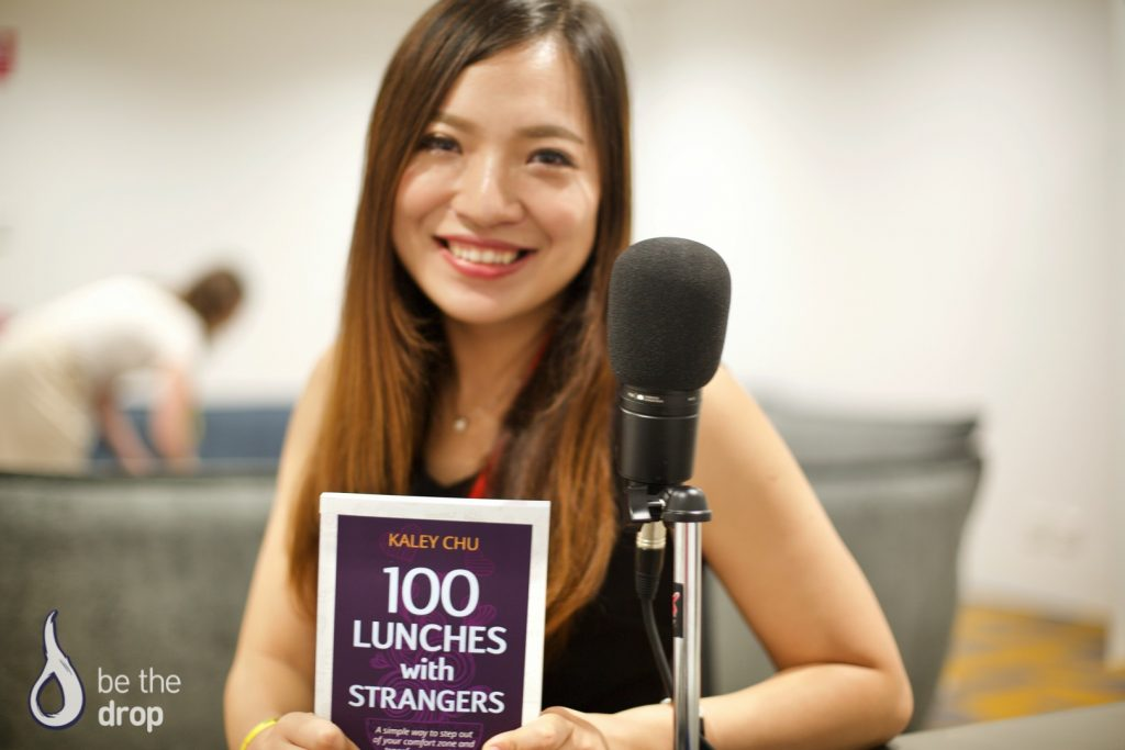 100 Lunches With Strangers By Kaley Chu