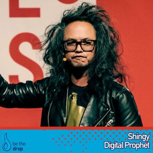 Shingy discusses creativity, strategy and story