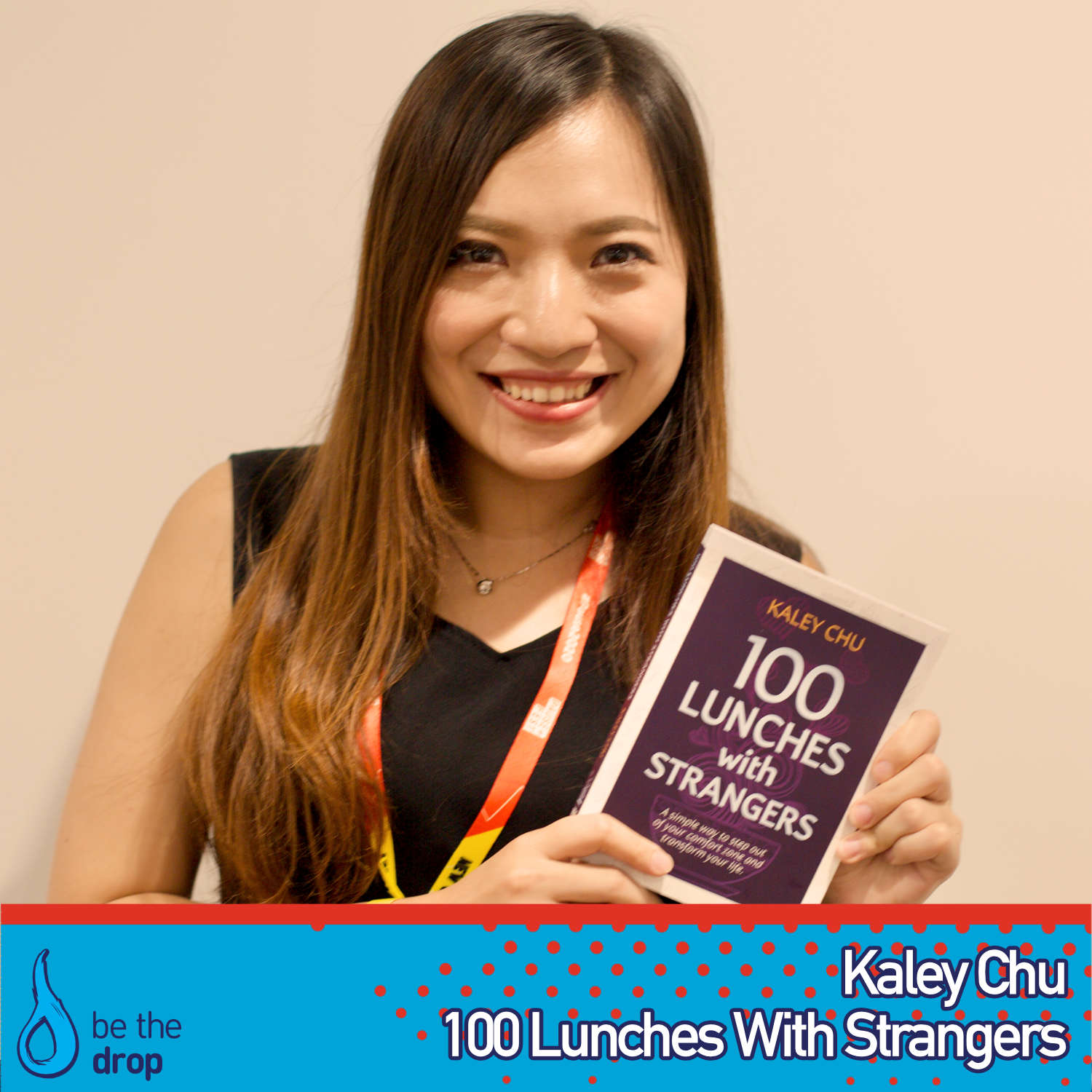 Networking Tips For Introverts: 100 Lunches with Kaley Chu [Podcast]